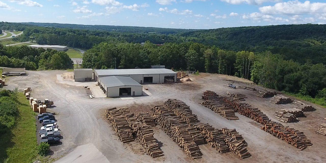 Logging, Lumber & Hardwood in Western Pennsylvania
